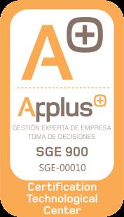 SELLO APPLUS SGE-00010